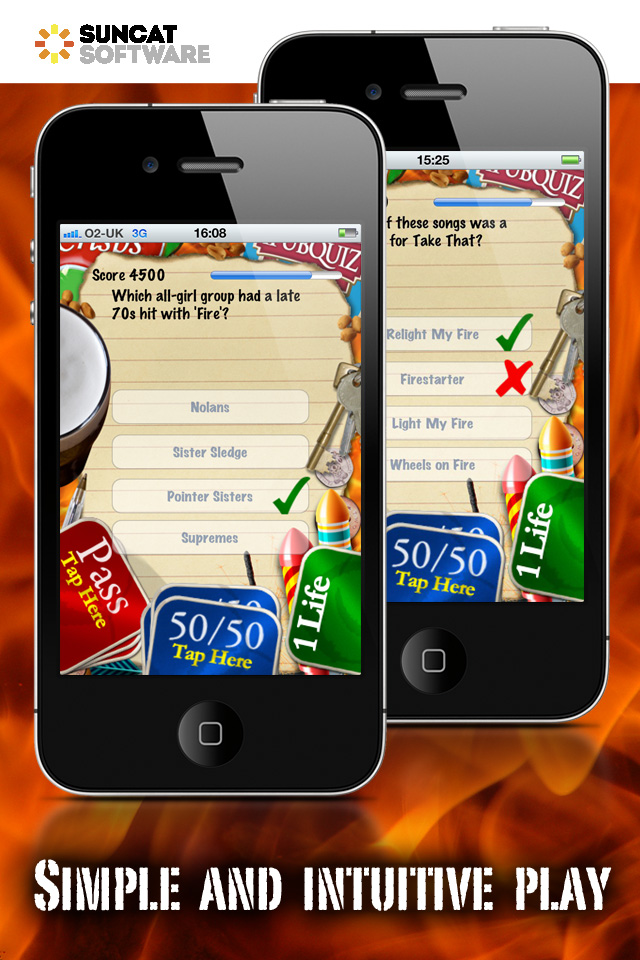 Screenshot iPUBQUIZ – Bonfire Night Quiz